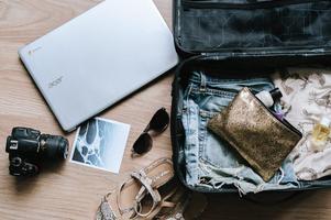 6 tips om je bagage zo minimaal mogelijk te houden