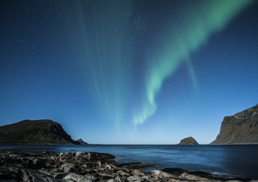 De Lofoten eilanden in Noorwegen