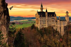 De mooiste kastelen in Duitsland