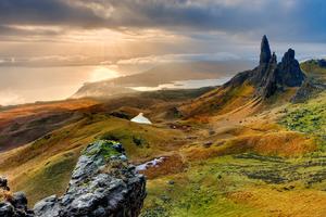 De top 10 bezienswaardigheden van Schotland : hoogtepunten en de mooiste plekjes