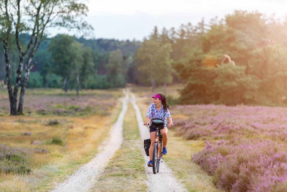 De Veluwe ontdek je op een e-bike