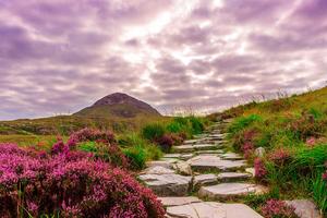 De westkust van Ierland - ideaal om te wandelen