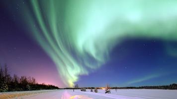 Het Noorderlicht zien in IJsland