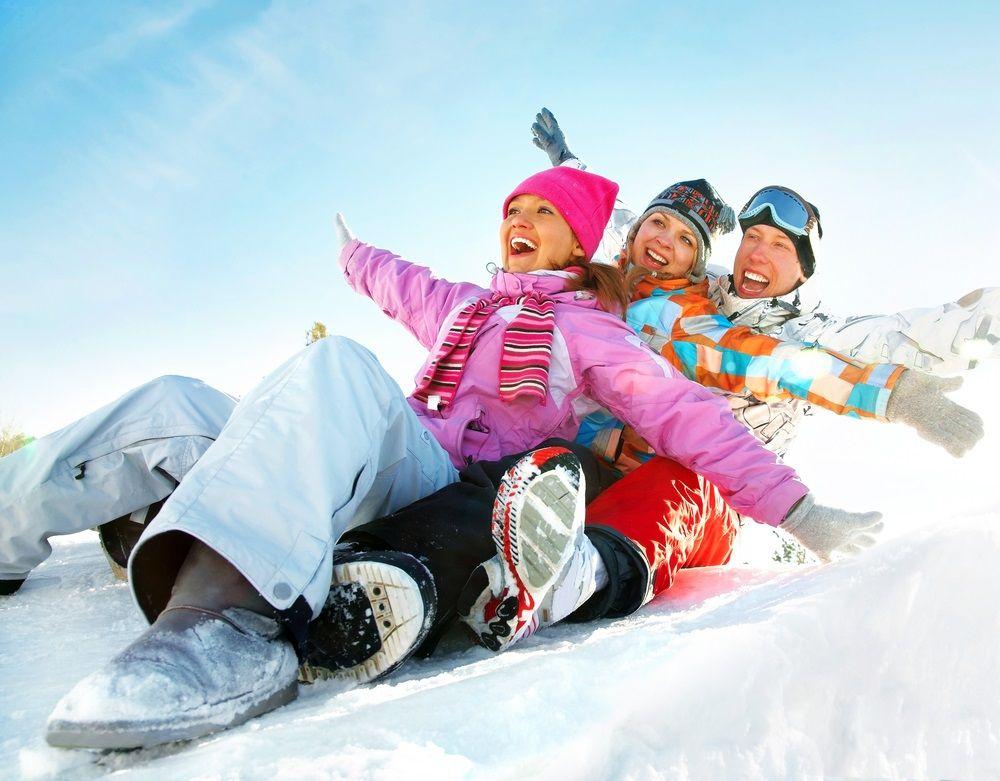 Wintersportkleding