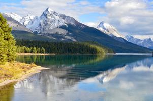 Jasper National Park in Canada bezoeken