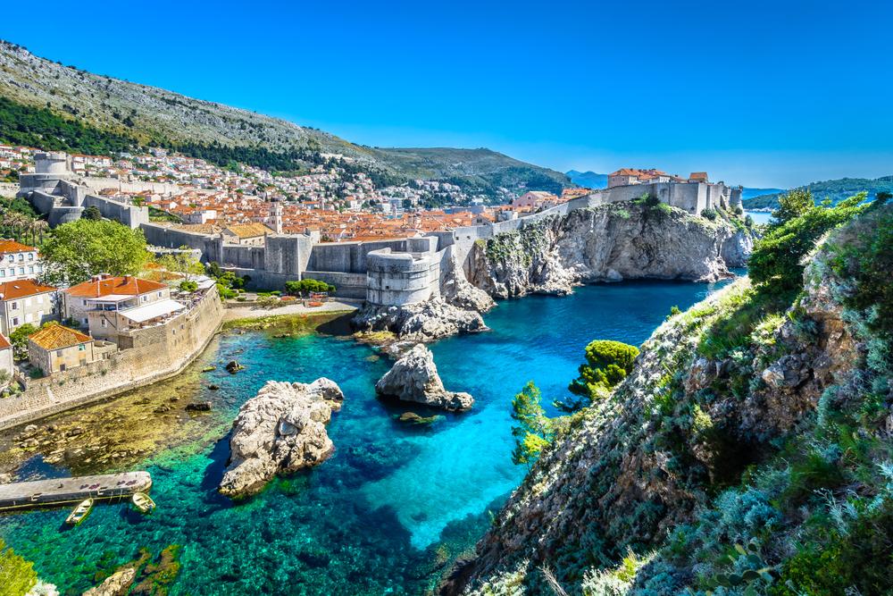 Kroatische Riviera Dubrovnik