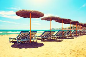 Top bestemmingen voor in de zomervakantie