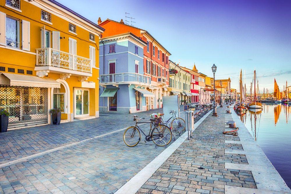 Het overheerlijke Emilia Romagna