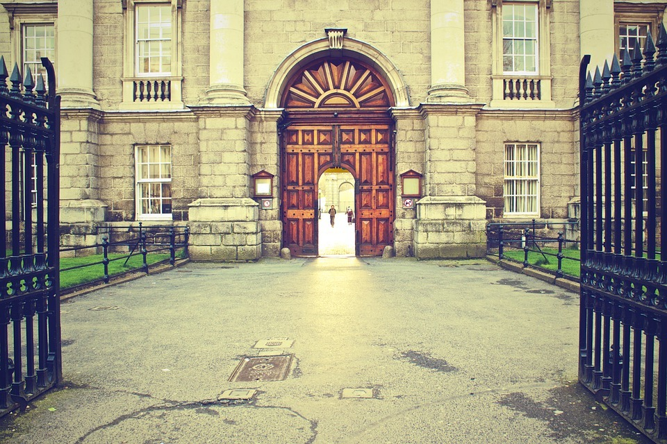 Trinity College Ierland Dublin